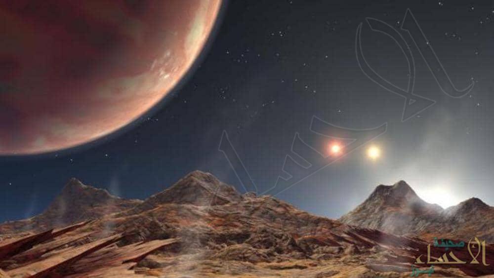 """""""ناسا"""" تكتشف كوكبا جديدا بثلاثة شموس"""