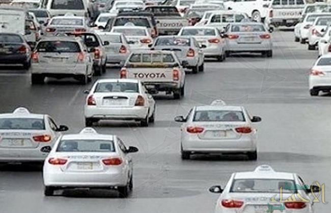 """ضمن اللائحة الجديدة .. """"النقل"""" تلزم مركبات الأجرة بتركيب """"5 كاميرات مراقبة"""" !!"""