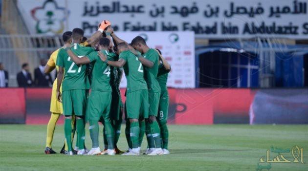 """تصنيف فيفا """"المنتخب السعودي يرتقي في الترتيب وبلجيكا تحافظ على الصدارة"""
