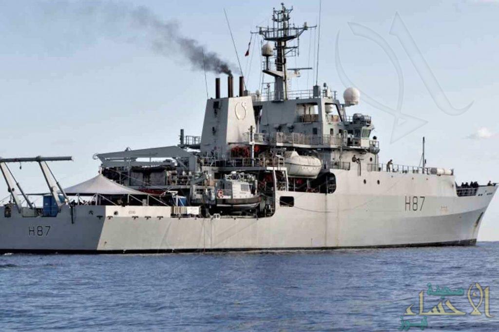 بريطانيا ترسل سفنًا حربية لحماية ناقلاتها النفطية بالخليج