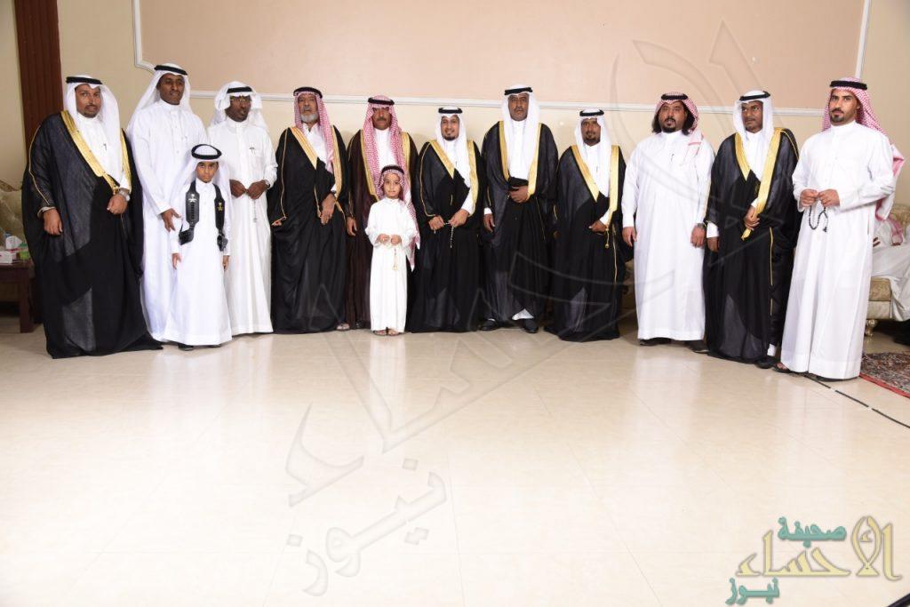 """بالصور """"المرشد"""" تحتفل بزفاف أبنائها """"علي"""" و """"محمد"""""""