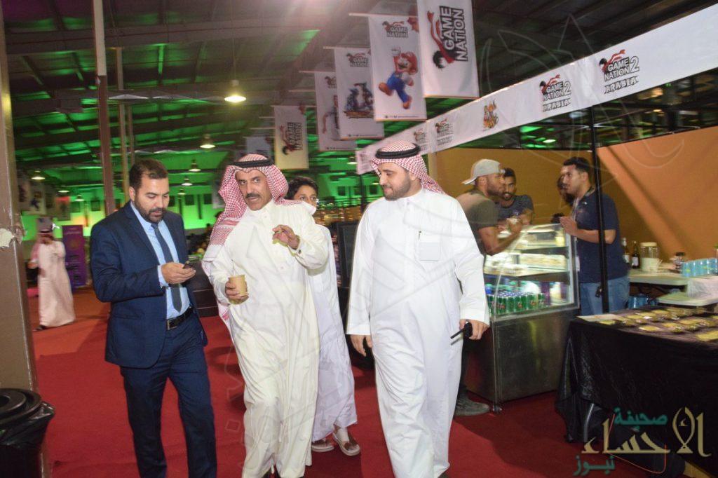 """""""الحسيني"""": الأحساء تٌثبت يومًا بعد يوم استحقاقها للقب """"عاصمة السياحة العربية"""""""