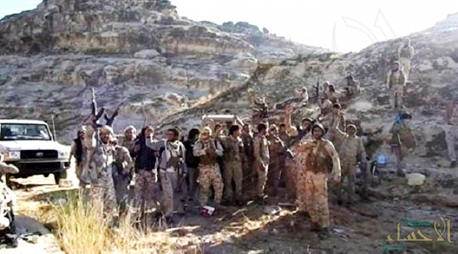 الجيش اليمني يحرر أجزاء واسعة من صعدة