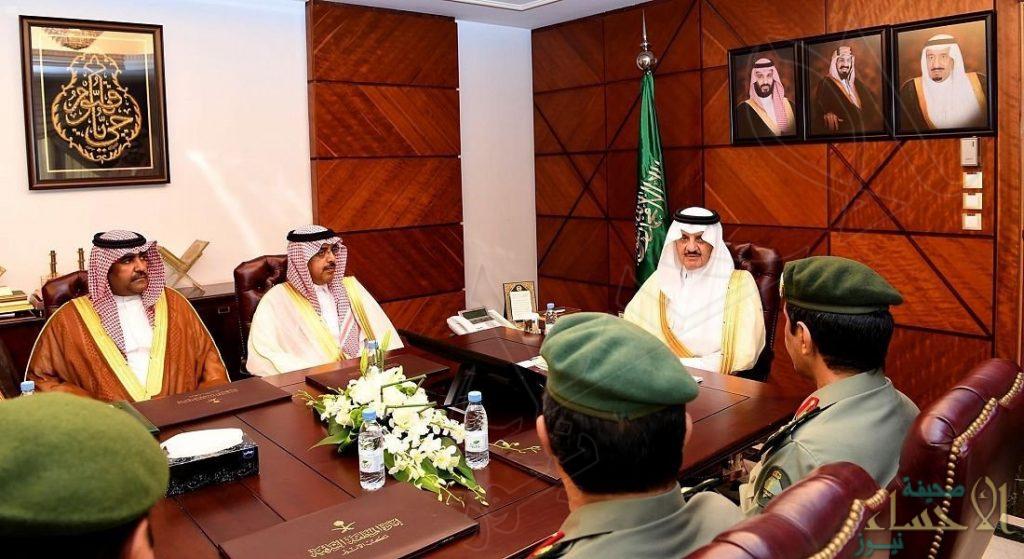 الأمير سعود بن نايف يطلع على استعدادات المنافذ لاستقبال الحجاج