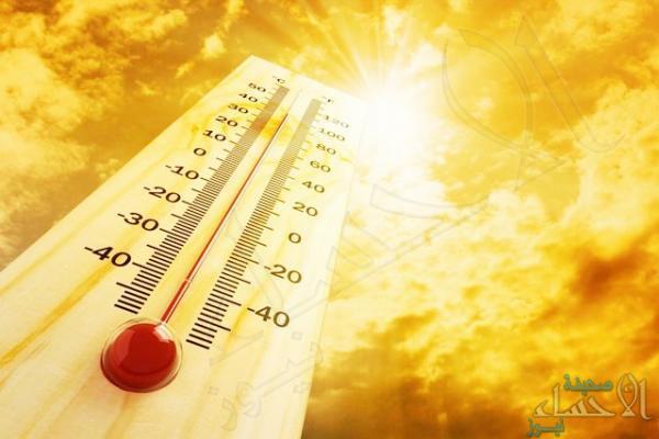 مرة أخرى … الأحساء تُسجل أعلى درجات الحرارة اليوم في المملكة