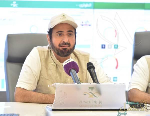وزير الصحة: مليون و 690 ألف حاج استفادوا من خدمات الوقاية والإسعاف