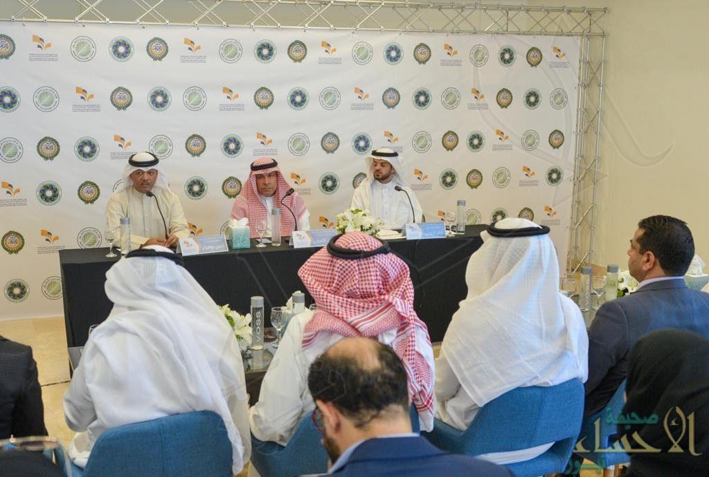 مؤتمر صحفي لقلادة مؤسسة الأمير محمد بن فهد لأفضل أعمال تطوعية في الوطن العربي