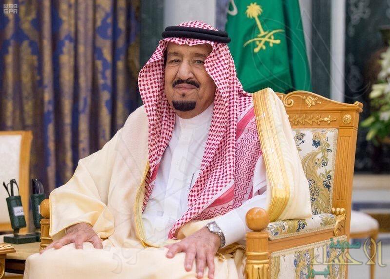 خادم الحرمين الشريفين يلتقي الرئيس اليمني