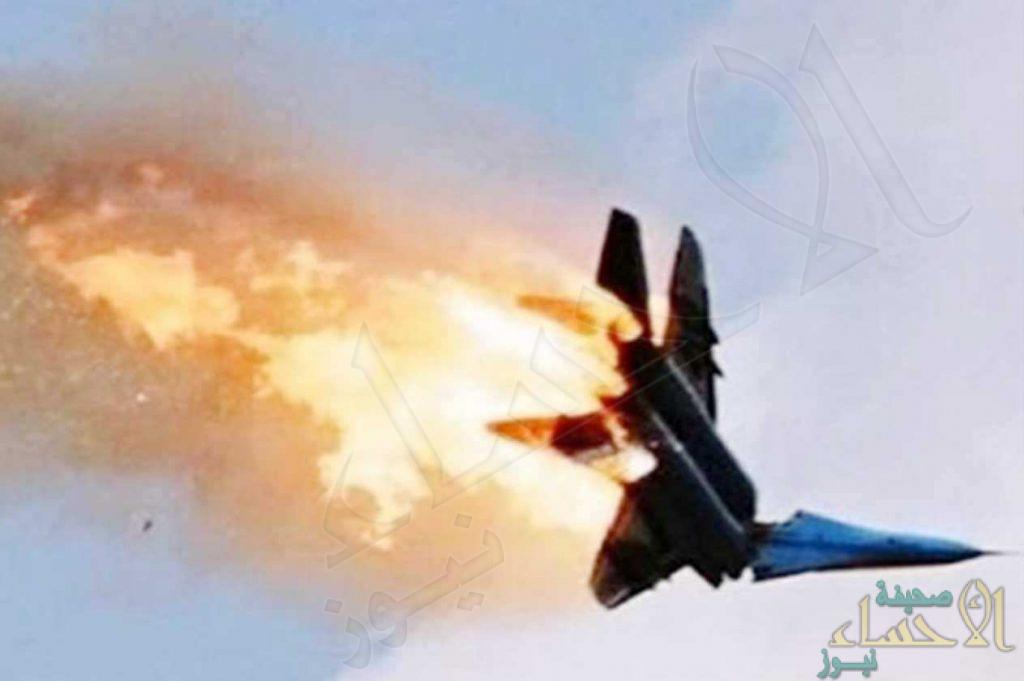 سقوط مقاتلة إيرانية فوق مياه الخليج