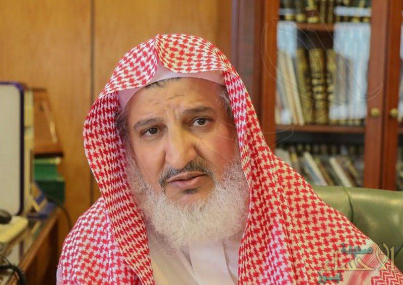 """خطيب عرفة """"محمد بن حسن آل الشيخ"""" في سطور: أحد المراجع الكِبار في الحديث"""