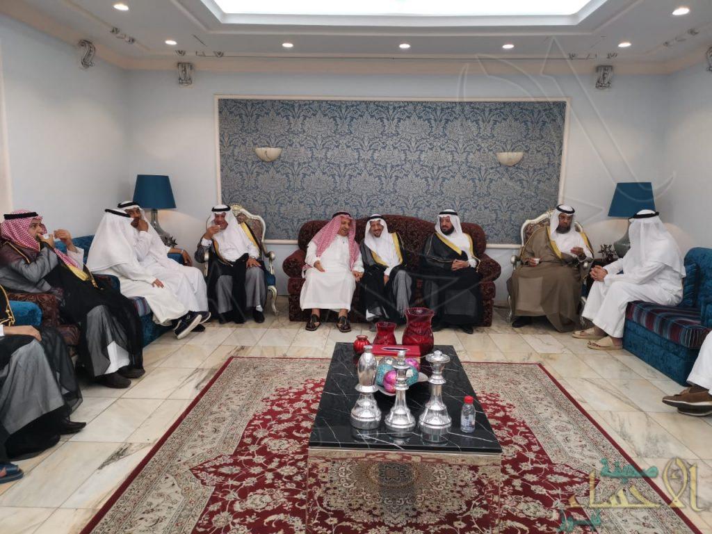 مجلس أسرة المغلوث يستقبل المهنئين بعيد الأضحى المبارك