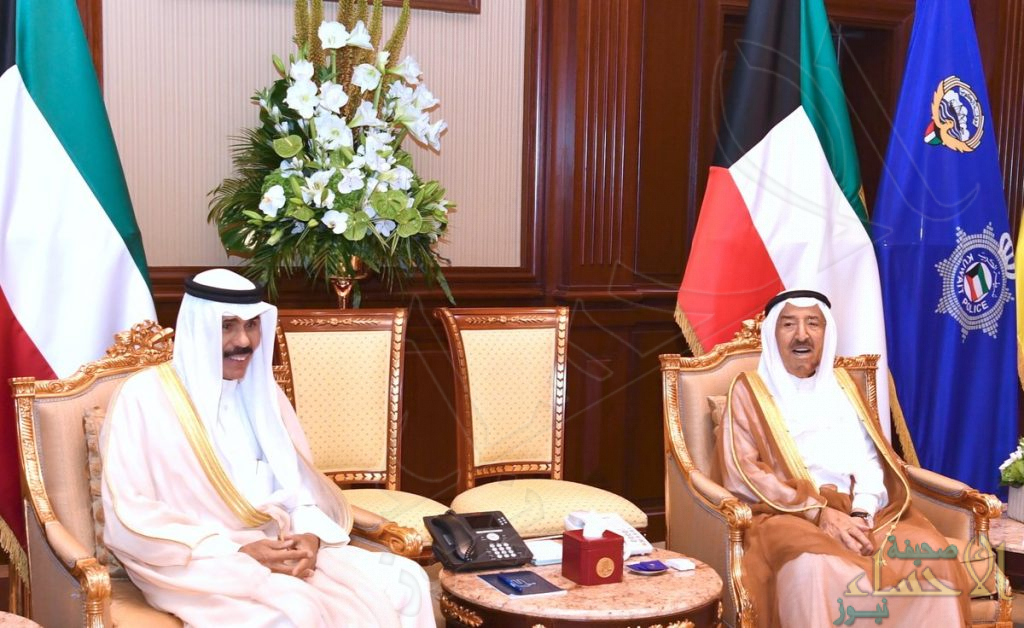 """بالصور .. هذا أول تصريح لـ""""أمير الكويت"""" منذ إعلان وعكته الصحية"""