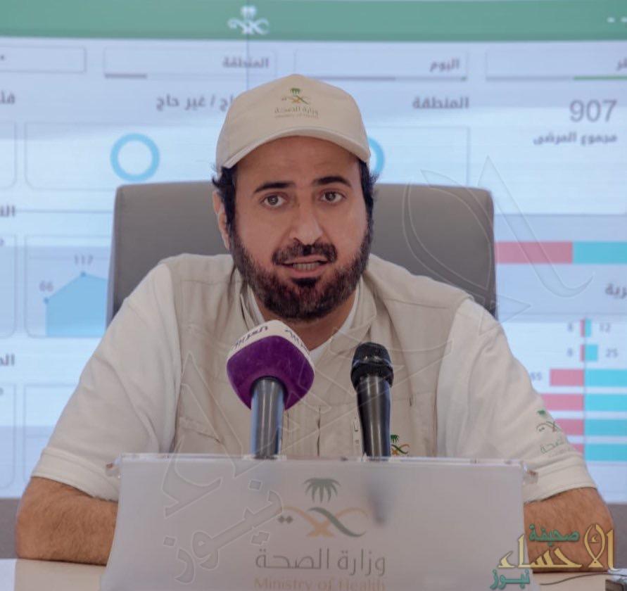 """""""وزير الصحة"""": يؤكد نجاح خطط الحج الصحية وخلوه من الأحداث المؤثرة على الصحة العامة"""