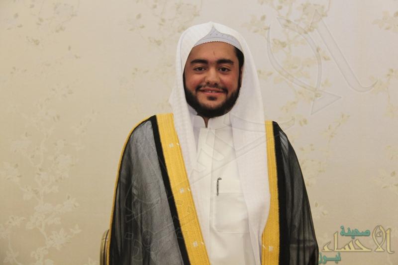"""السيد الخليفة و الملا يحتفلان بزفاف الشاب """"محمد"""""""