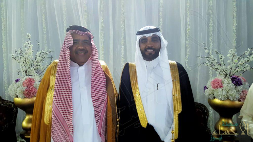 """أسرة """"الخليفة"""" تحتفي بزفاف ابنها """"أحمد"""""""