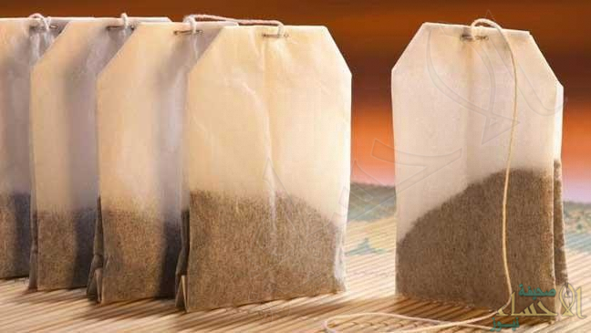 إليكم… أهم مخاطر أكياس الشاي على الصحة