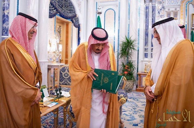 الملك يتسلَّم تقرير التطورات الاقتصادية: نموٌ في الناتج المحلي وتراجعٌ لعجز الميزانية واستقرارٌ للأسعار