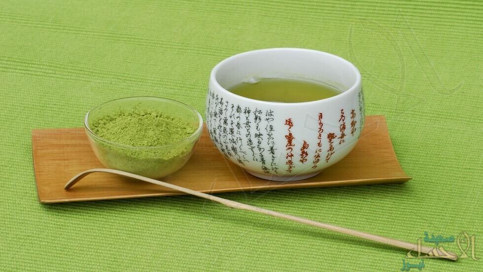 اكتشاف خاصية غير متوقعة للشاي الأخضر