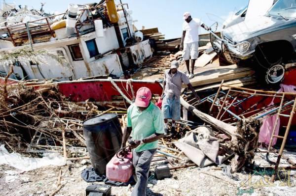 إخلاء 3000 سعودي وسعودية من إعصار فلوريدا