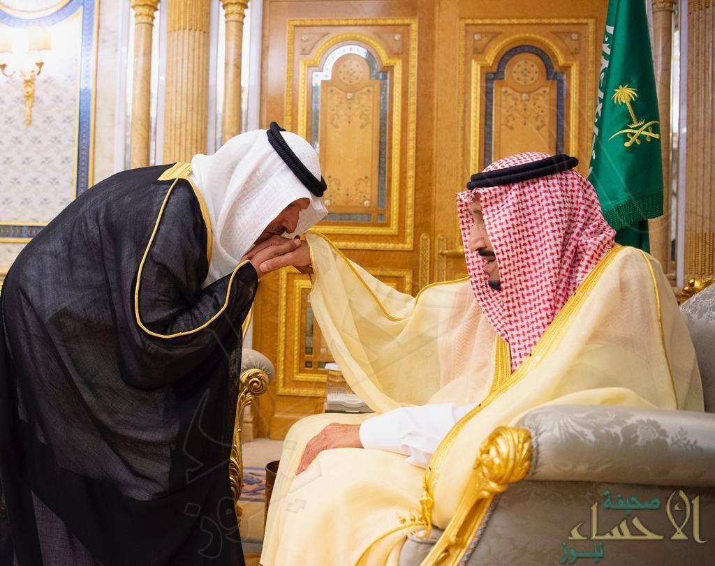 """بالصور … سمو """"وزير الطاقة"""" الأمير عبدالعزيز بن سلمان يؤدي القسم أمام  """"خادم الحرمين"""""""