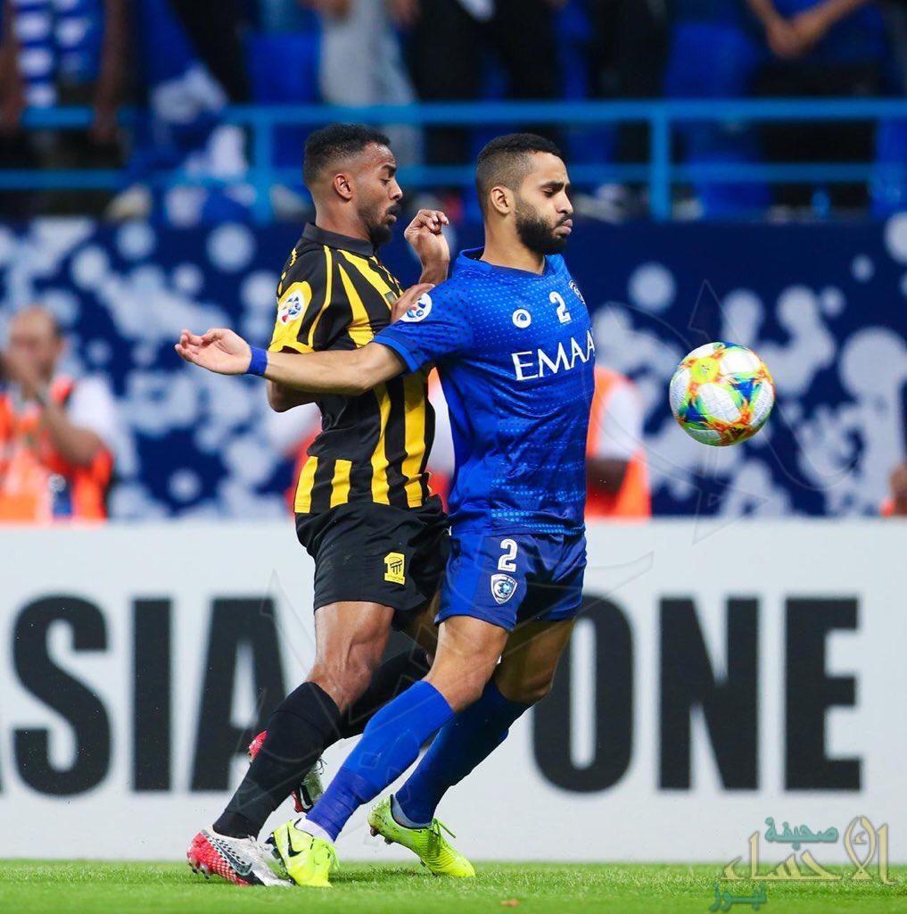 """بثلاثة أهداف … """"الهلال"""" يتأهل إلى نصف نهائي دوري أبطال آسيا"""