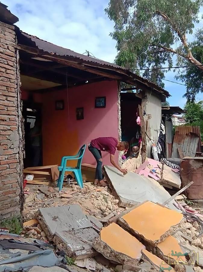 زلزال قوي في شرق إندونيسيا يُخلف 20 قتيل على الأقل