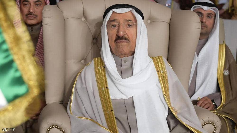 أمير الكويت: منطقتنا تشهد ظروفا عصيبة غير مسبوقة