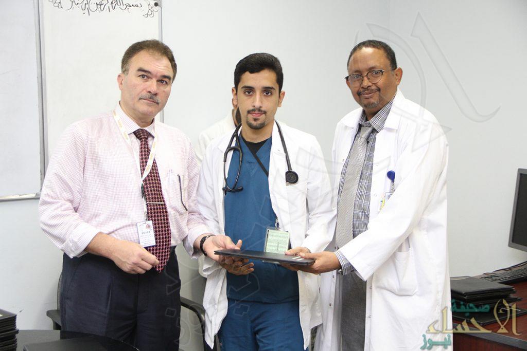 تخرّج دفعة جديدة ببرنامج الطبيب المقيم في مستشفى الملك عبدالعزيز بالأحساء