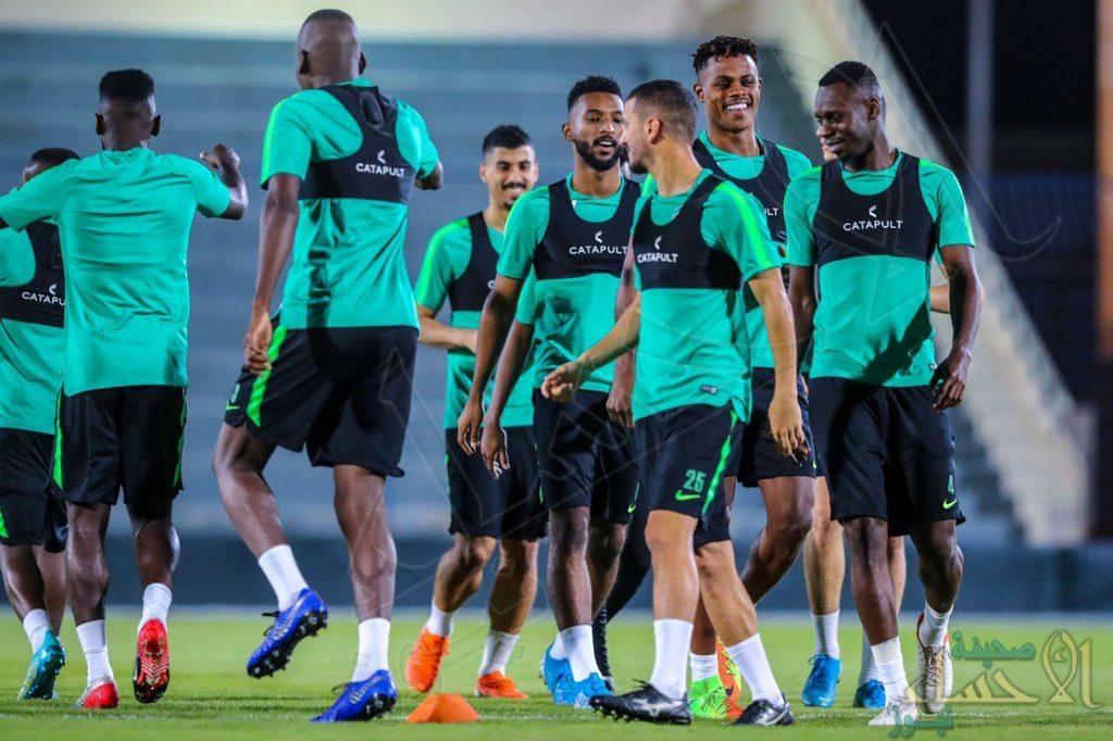 تصفيات كأسي العالم وآسيا : الأخضر يواجه سنغافورة على ملعب مدينة الملك عبدالله الرياضية ببريدة