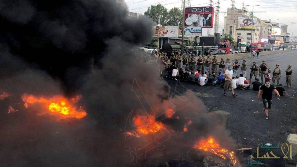 من جديد… المظاهرات تعود في شوارع لبنان