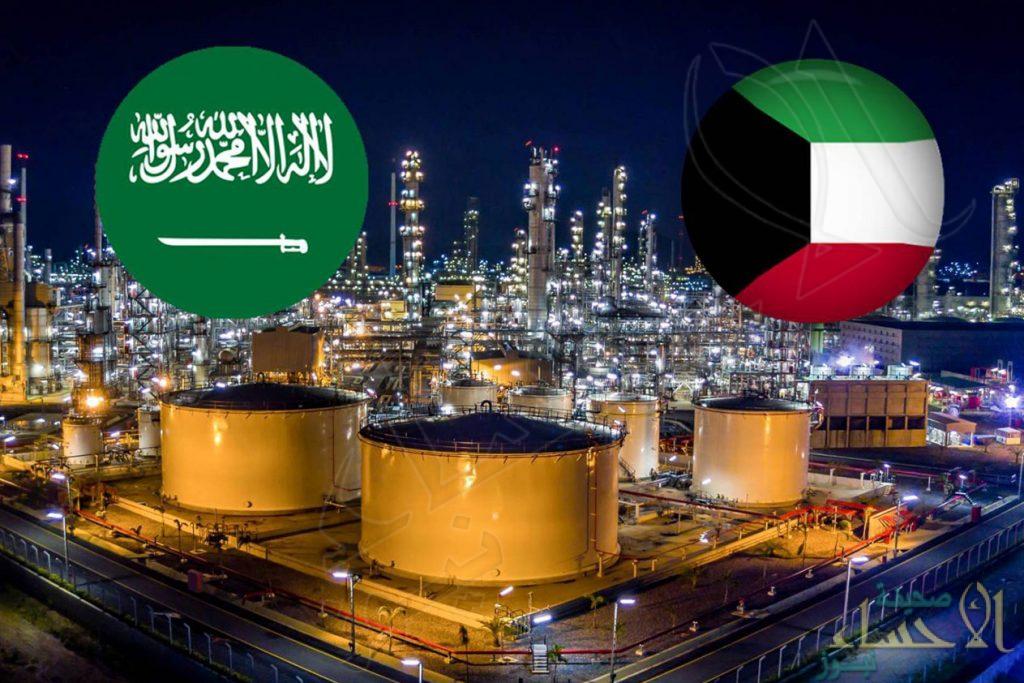 اتفاق سعودي كويتي على عودة الإنتاج بالمنطقة المقسومة
