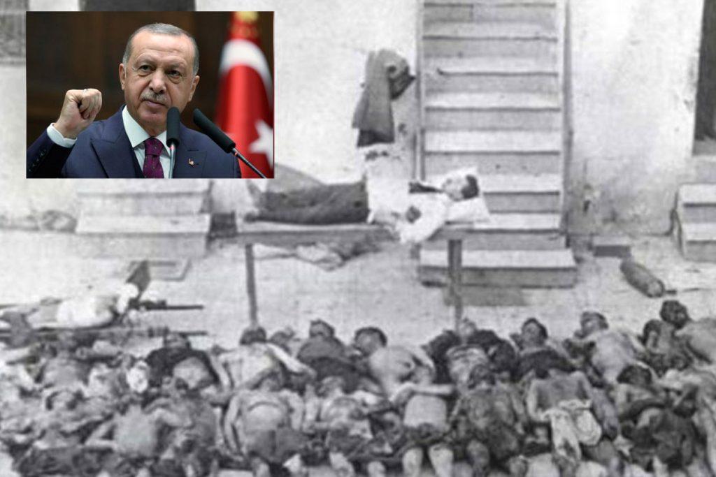 """تركيا تكابر في قضية """"مجازر الأرمن"""".. والخارجية تستدعي السفير الأمريكي"""
