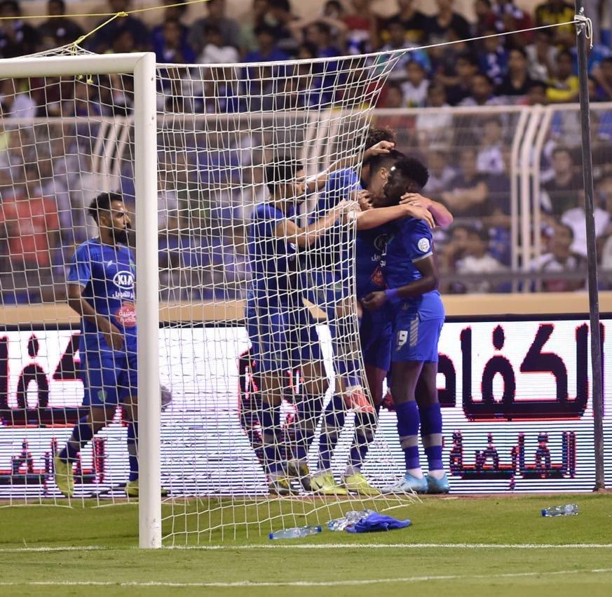 بالفيديو .. الهلال يرفض مفاجأة الفتح ويتعادل بثلاثة أهداف