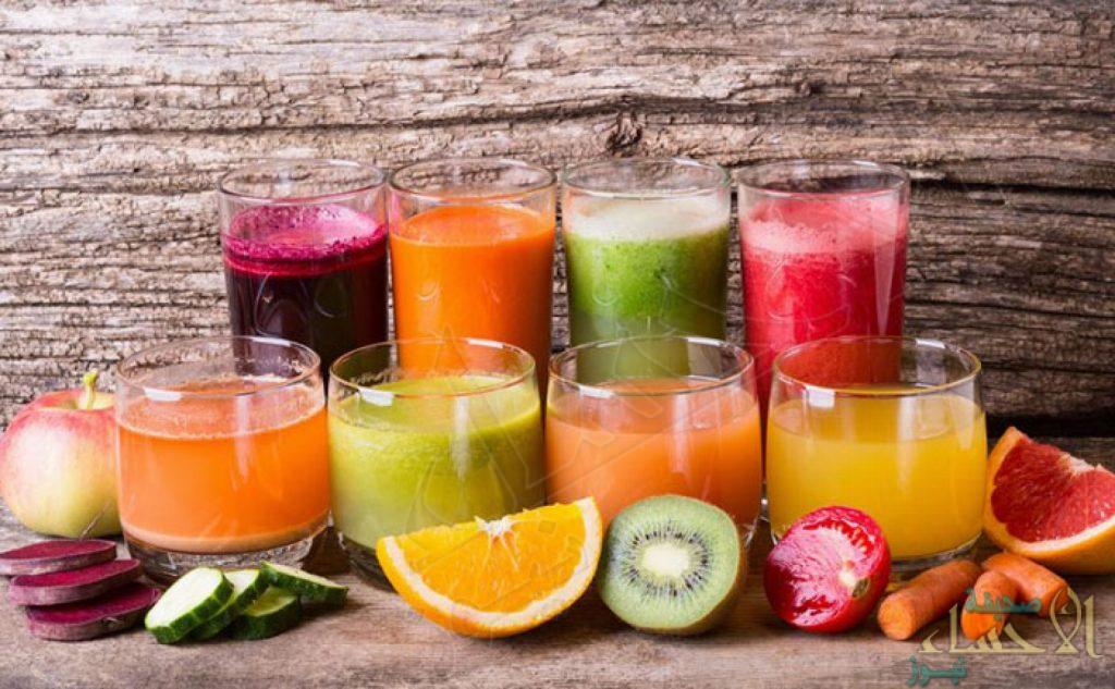دراسة تكشف عن نتائج صادمة.. العصير الطبيعي قد يُسبب هذا المرض