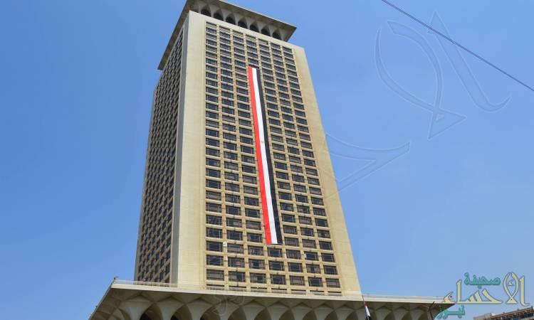 """مصر تدعو إلى اجتماع طارئ لـ""""جامعة الدول العربية"""" لبحث الوضع شمال شرقي سوريا"""