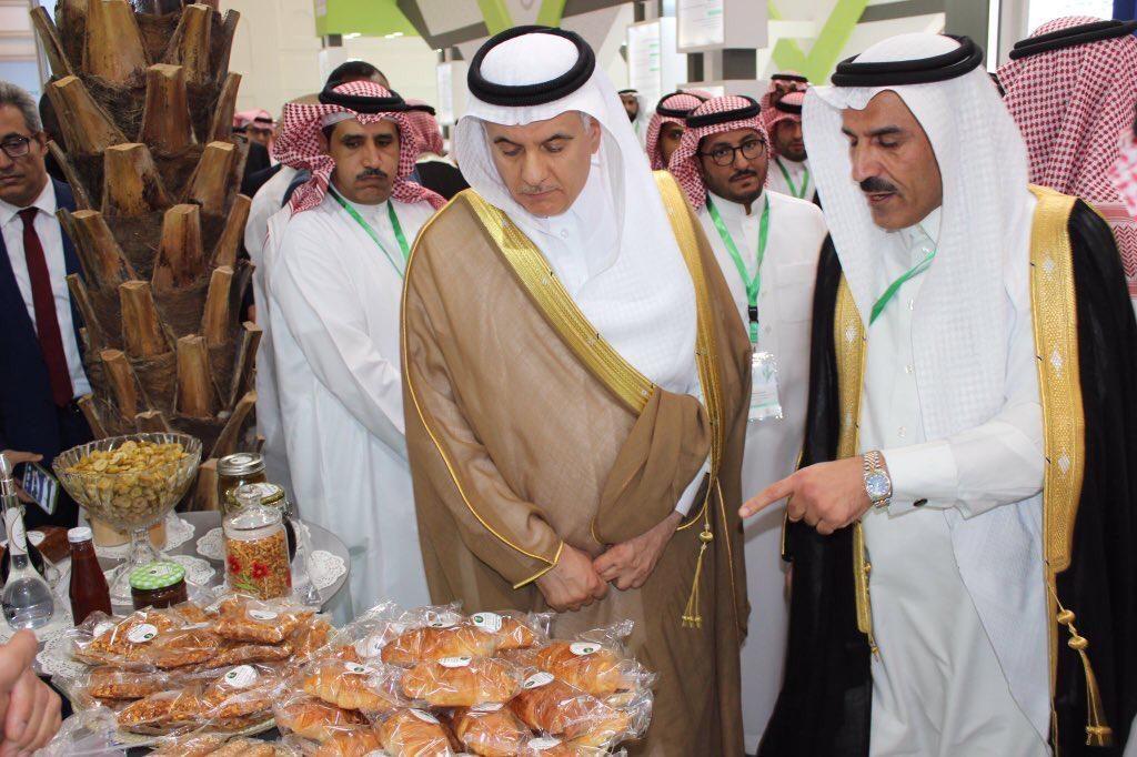 """""""النخيل والتمور"""" بالأحساء يشارك في فعاليات """"المعرض الزراعي السعودي"""" الـ""""38″"""