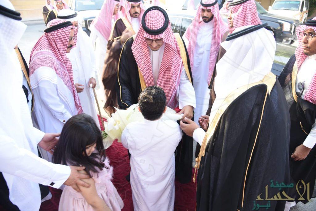 """أسرة """"الصويغ"""" تستقبل سمو نائب أمير المنطقة الشرقية"""