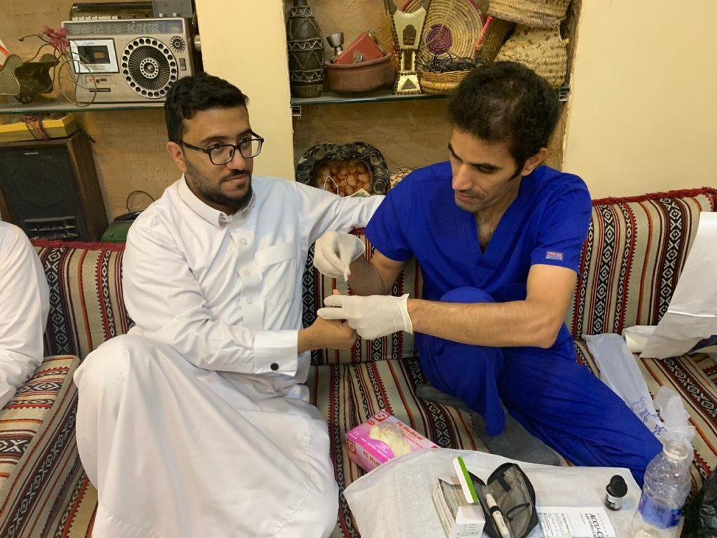 بعد 11 شهر .. فريق التمكين المجتمعي يختتم مشروعة الثاني لمجموعة الصم