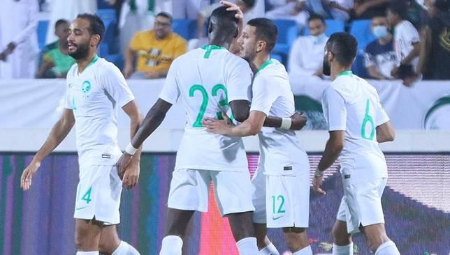 """ودياً .. المنتخب السعودي يواجه """"الباراجواي"""" 19 نوفمبر"""