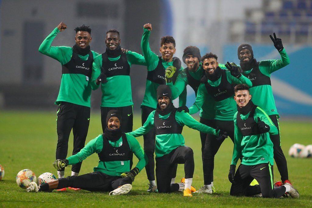 المنتخب السعودي يشارك  في بطولة كأس الخليج الـ24 في قطر