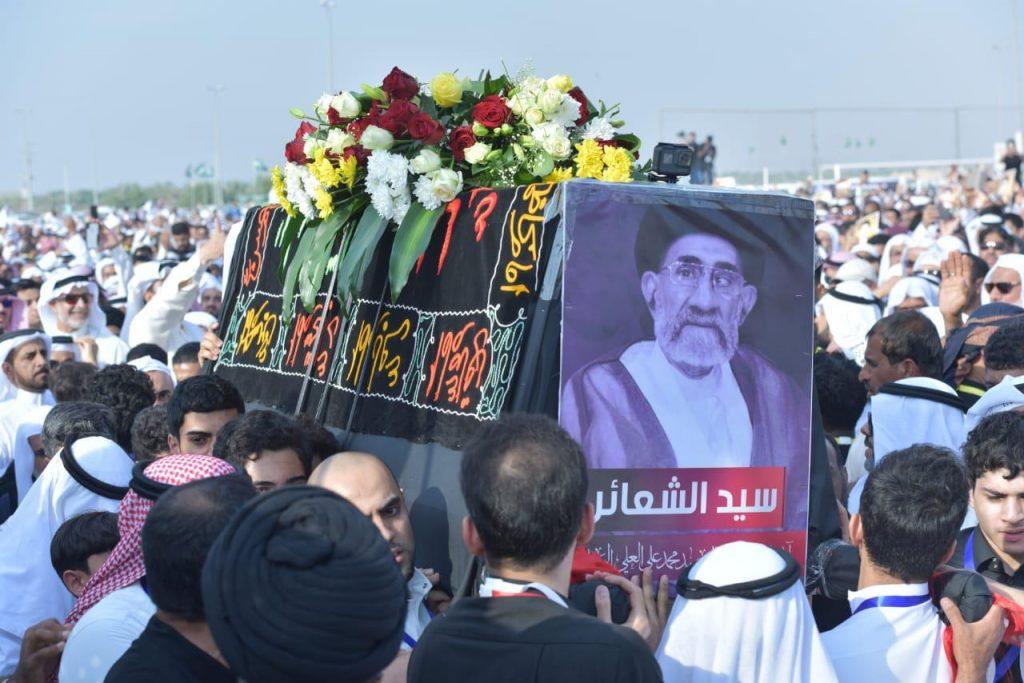 """بالصور… تشييع جثمان السيد محمد علي """"صاحب الخلق الرفيع"""""""