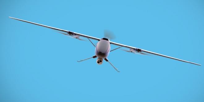 تصنيع طائرة دون طيار بصناعة سعودية محلية 100%