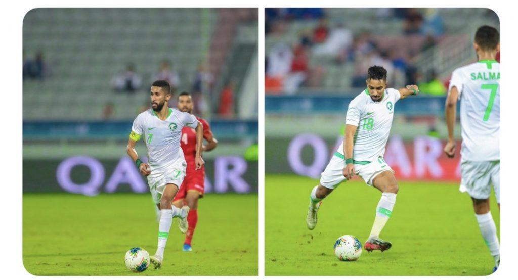 الإصابة تضرب ثنائي المنتخب السعودي قبيل لقاء قطر في خليجي 24