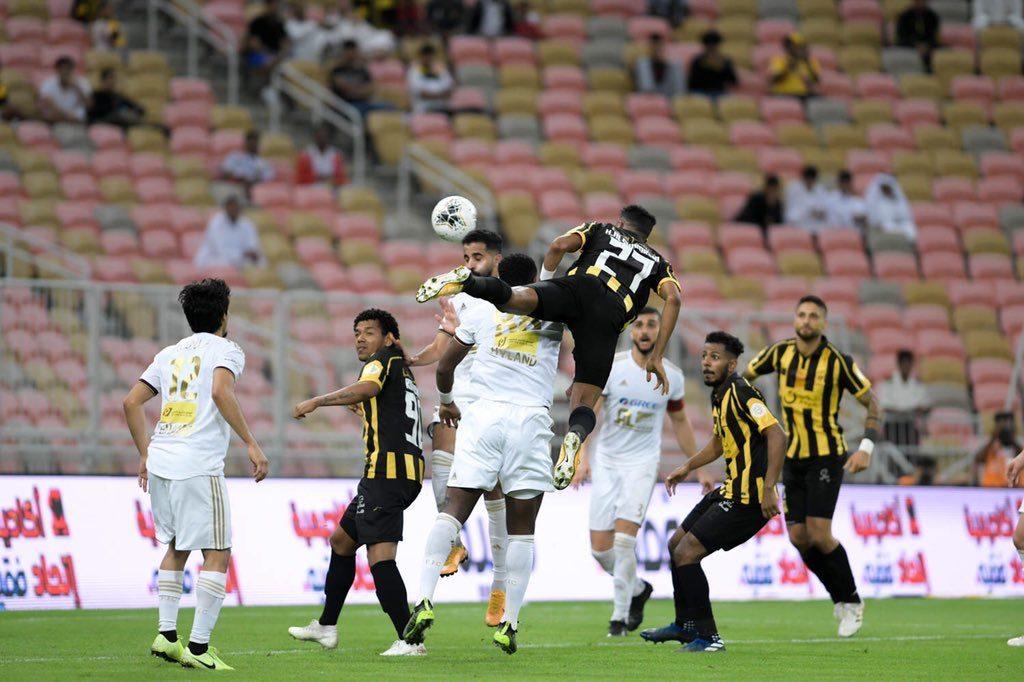 بالفيديو .. الفيصلي يؤكد عقدته للاتحاد وينتصر في مباراة مثيرة