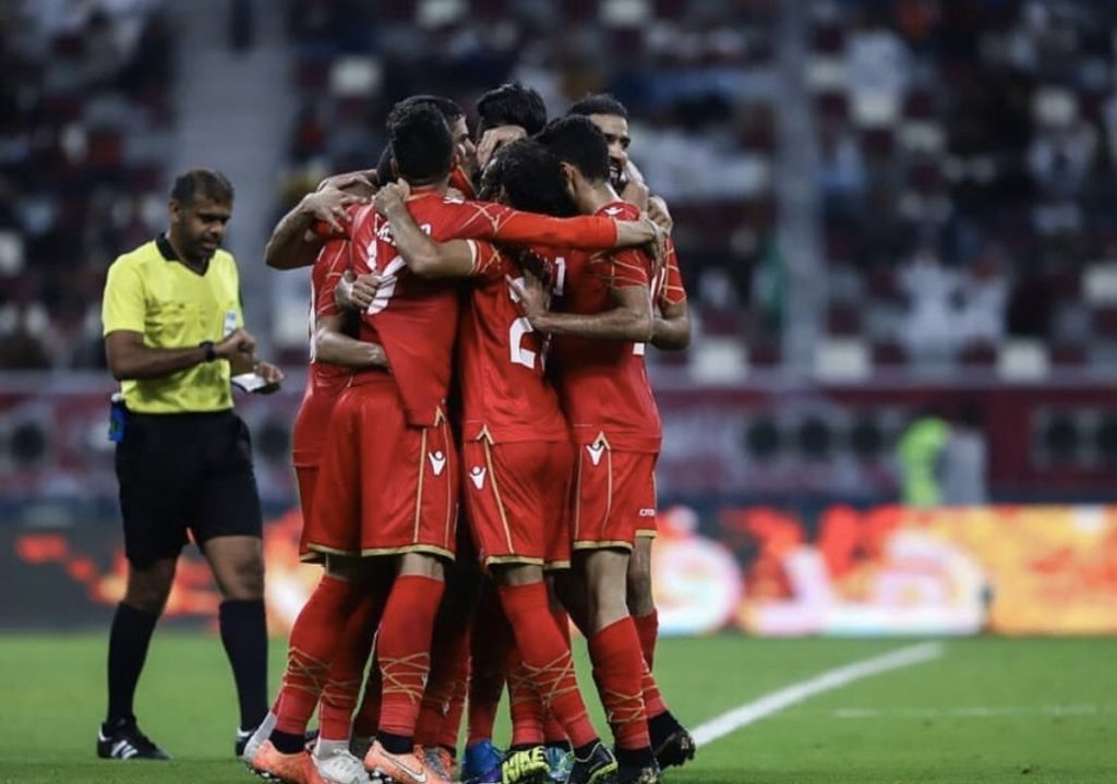 البحرين تهزم الكويت وتبلغ نصف نهائي كأس خليجي24
