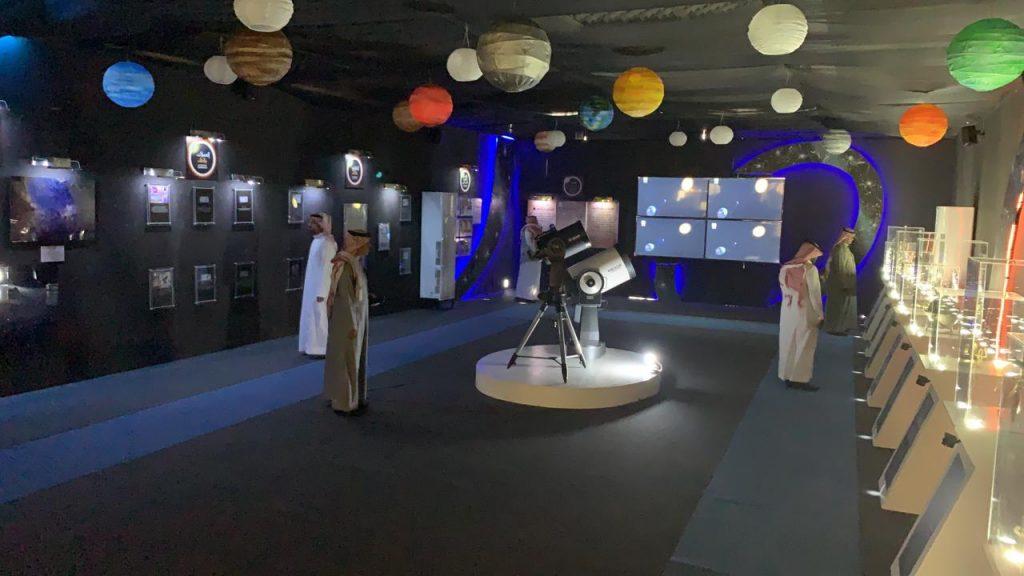 """بالصور … متحف """"الأحساء الوطني"""" يُطلق فعاليات معرض """"الآثار والفلك"""""""
