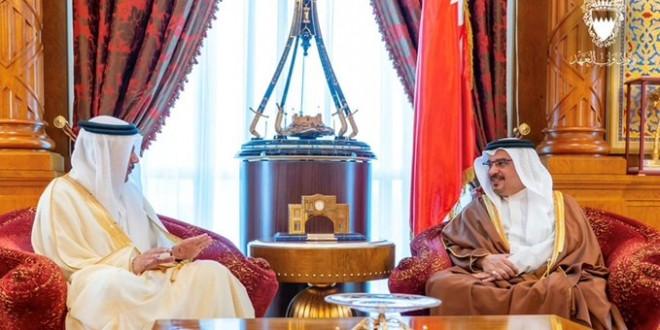 """""""الزياني"""": وزيرًا لخارجية البحرين بعد انتهاء عمله في مجلس التعاون"""
