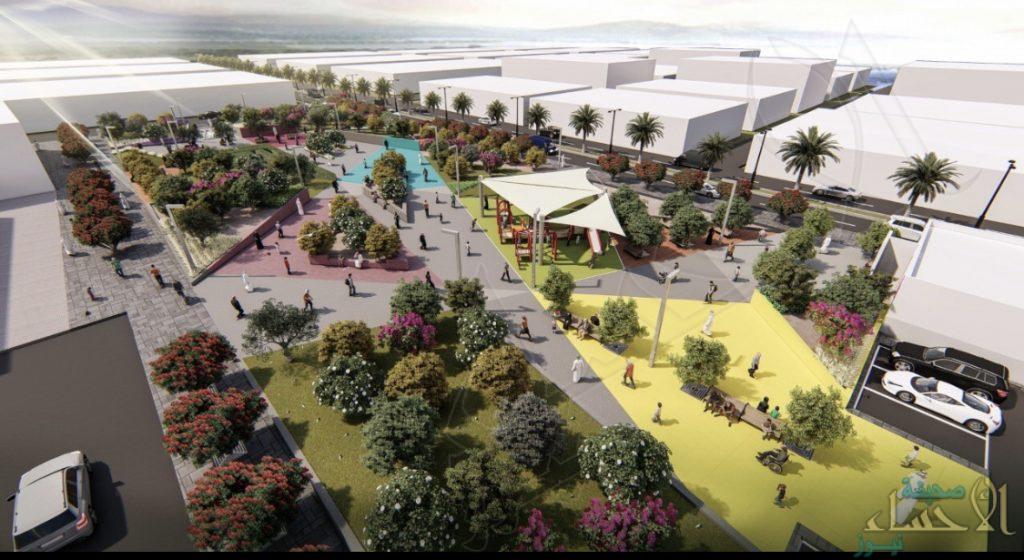 في الأحساء… 85 مليون ريال لتنفيذ 14 حديقة بمبادرة مشاريع انسنة المدن