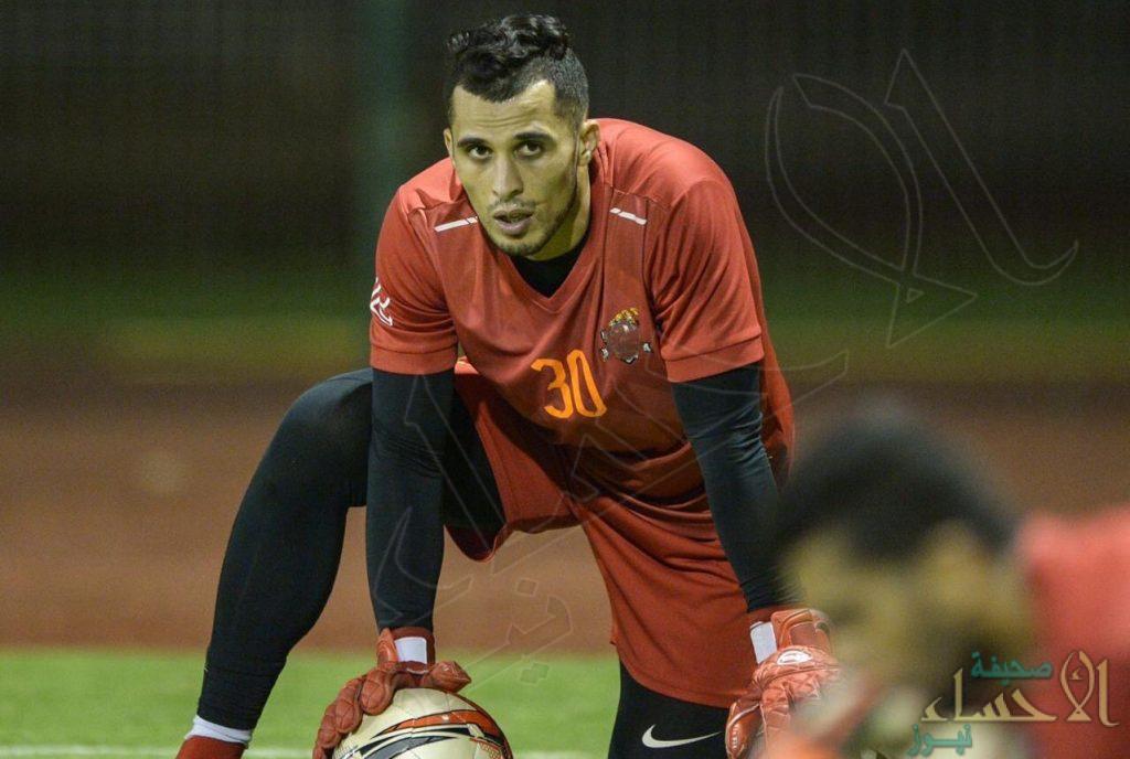 رسميًا الحارس مصطفى زغبه ينتقل الى نادي ضمك