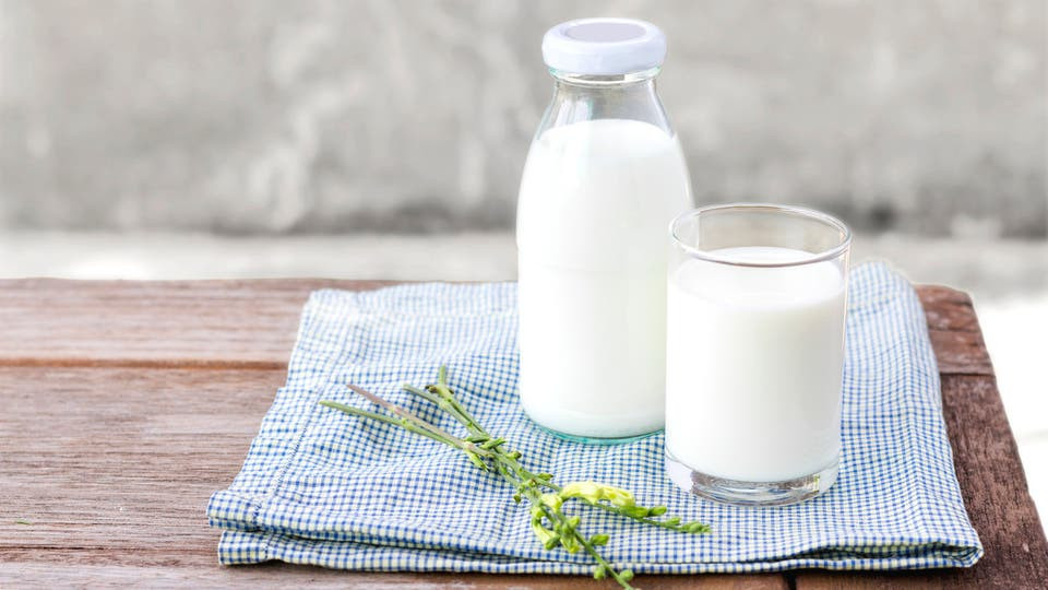 دراسة: الحليب خالي الدسم يؤخر الشيخوخة!